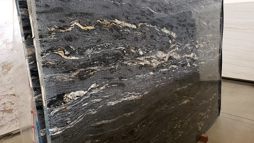 Angelic Black - Granite Designs - MARVA Marble and Granite