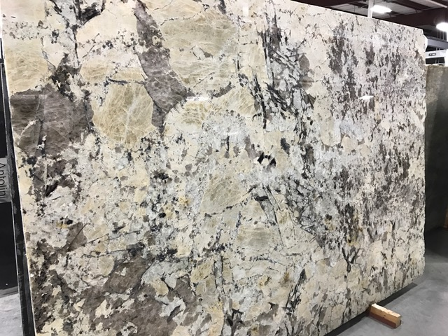 Alaska White Marva Marble And Granite