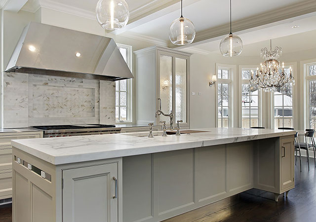 Why It\'s OK To Use Marble In the Kitchen - MARVA Marble and ...