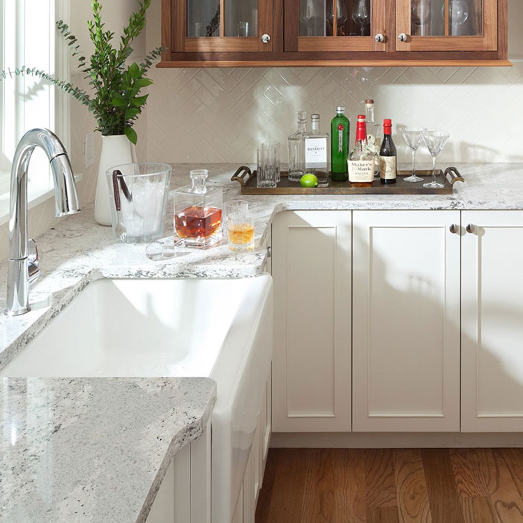 Light Quartz Kitchen Countertops: Summerhill™ By Cambria: Design Information And Inspiration Beyond The Surface