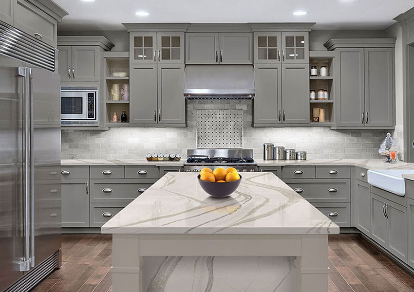 Difference Between Kitchen Cabinets