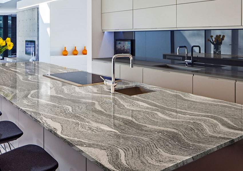 Choosing the correct countertop thickness 2cm vs 3cm for 2 thick granite