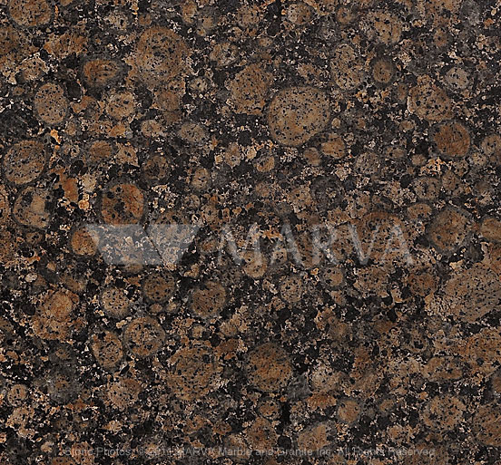 Baltic Brown Granite : Baltic Brown - Granite Designs - MARVA Marble and Granite