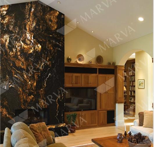 Black Fusion Granite Designs Marva Marble And Granite