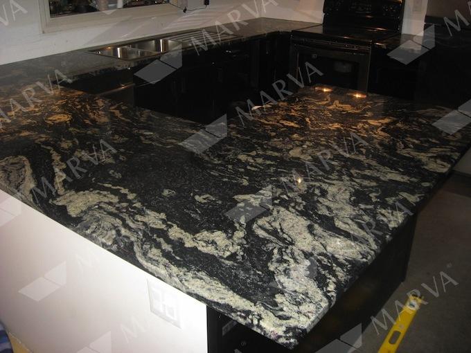 Baracuda Blue Granite Designs Marva Marble And Granite