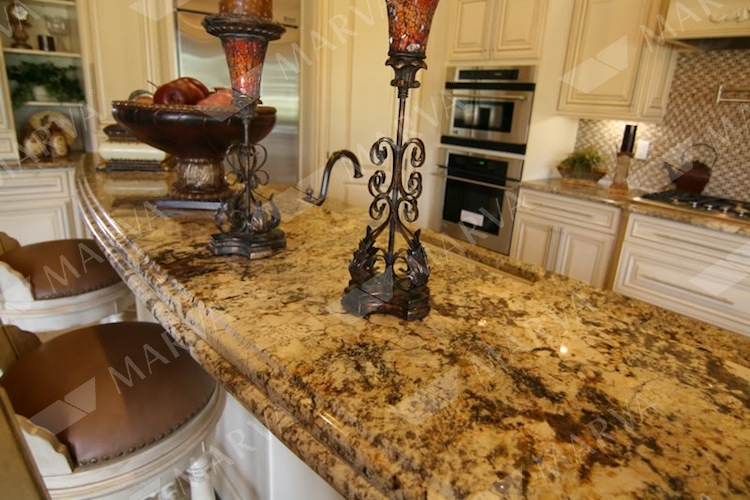 Delicatus Gold Granite Designs Marva Marble And Granite