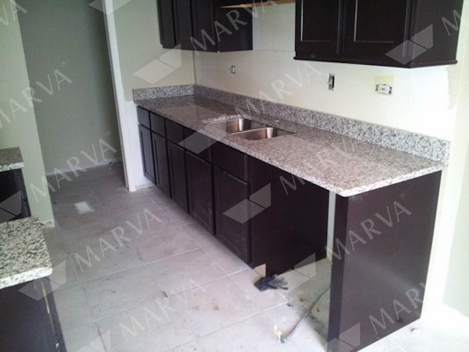 Luna Pearl Granite Designs MARVA Marble and Granite