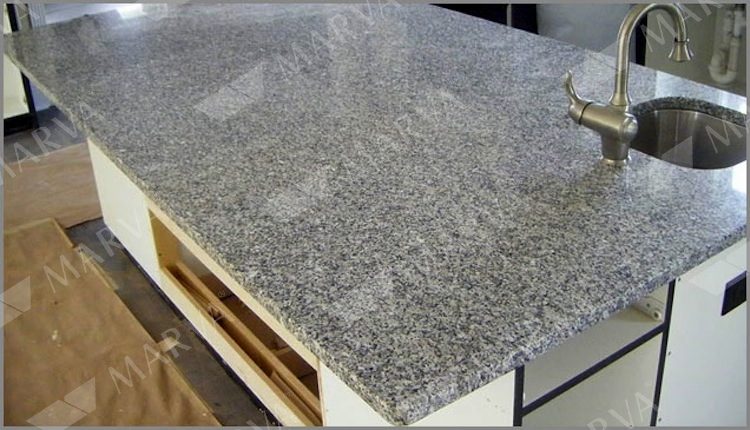 Luna Pearl Granite : Luna pearl granite designs marva marble and