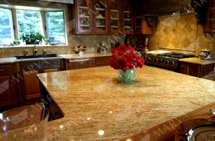Madura Gold Granite Designs Marva Marble And Granite