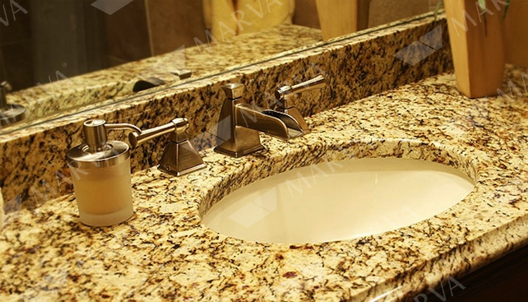 Santa Cecilia Toledo Granite Designs Marva Marble And