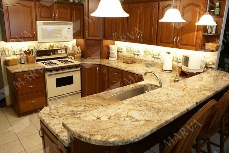 Sienna Bordeaux - Granite Designs - MARVA Marble and Granite