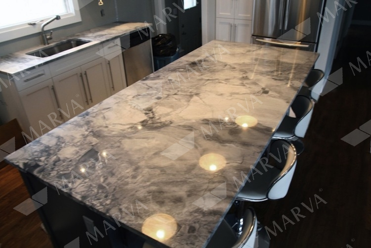 Super White Arabescato Granite Designs Marva Marble And Granite