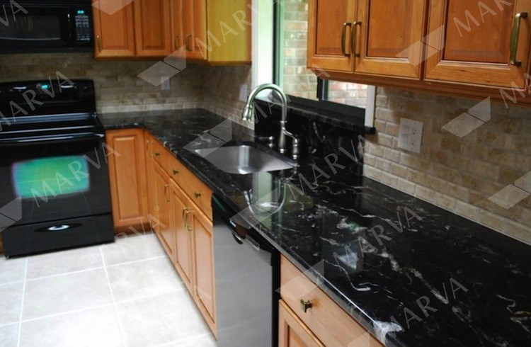 Titanium Mc Granite Designs Marva Marble And Granite