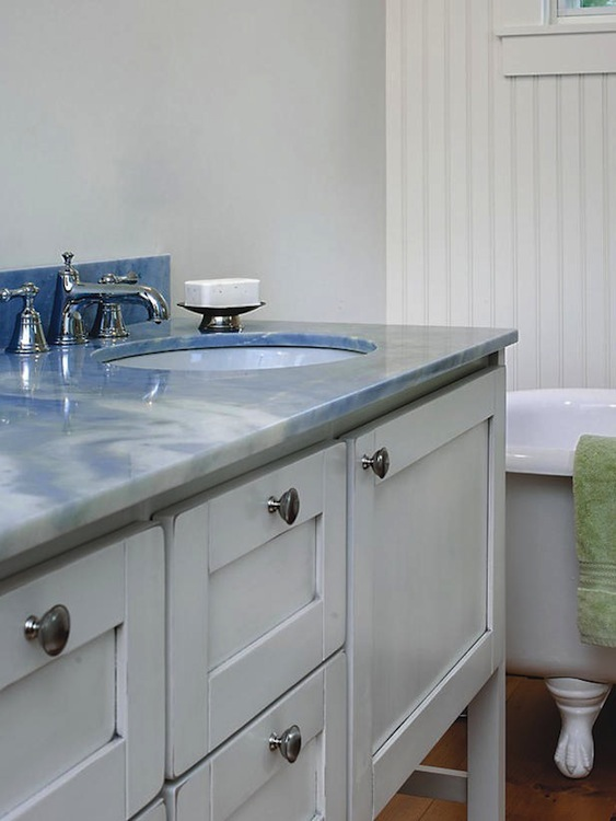 ideas countertop expensive blue marble